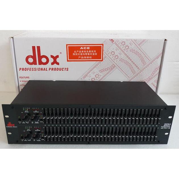 Lọc EQ dbx 2231