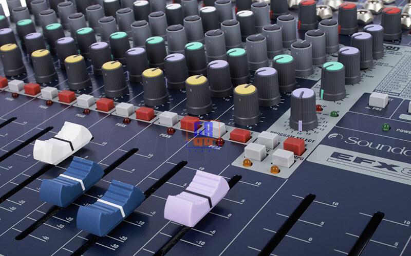bàn mixer Soundcraft EFX 8