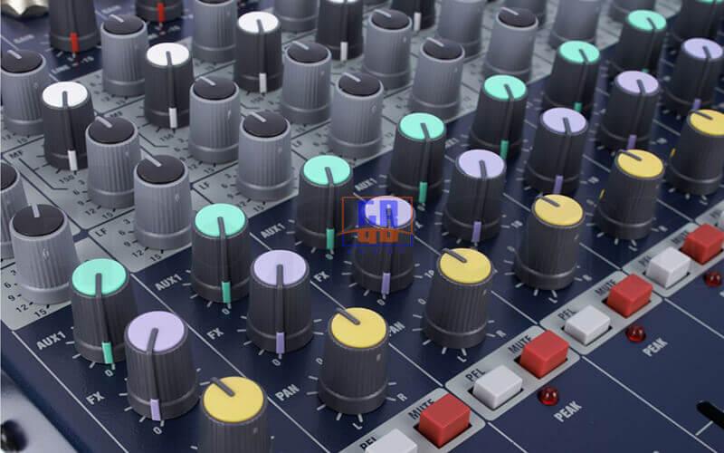 EQ bàn mixer
