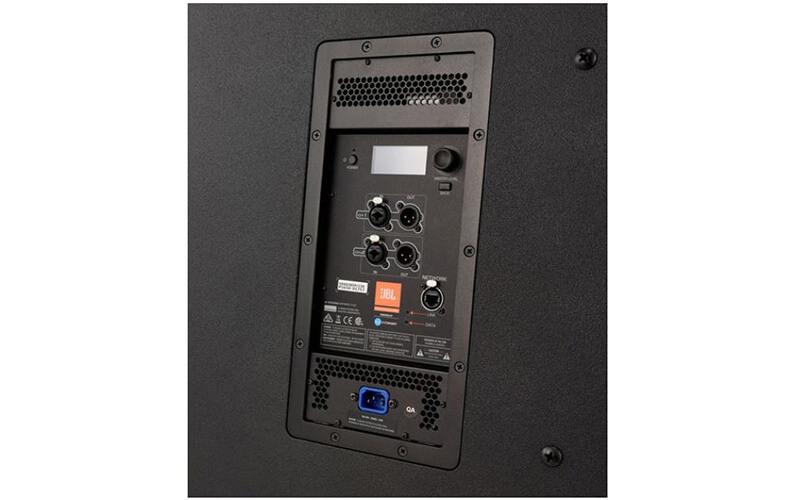 Kết nối loa sub JBL SRX828SP (2)