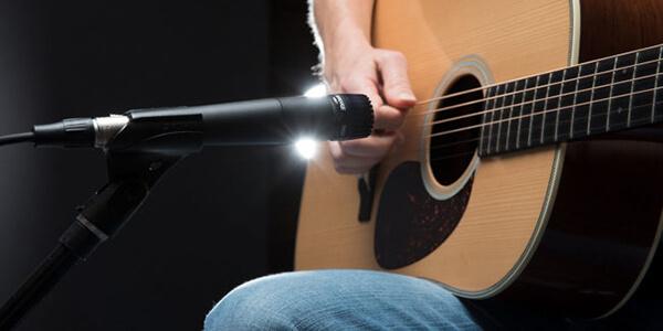 mua micro cho đàn guitar