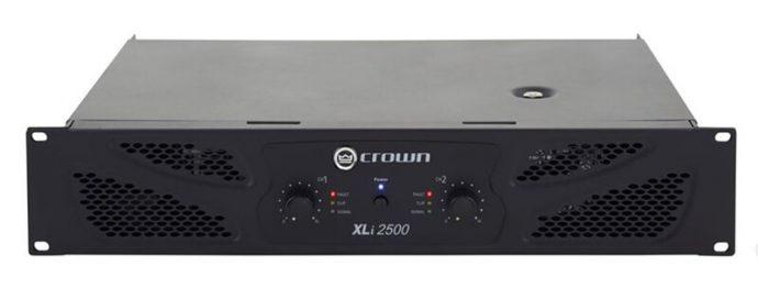 Cục đẩy Crown XLi 2500