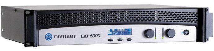 Cục đẩy công suất 2 kênh Crown CDi 6000