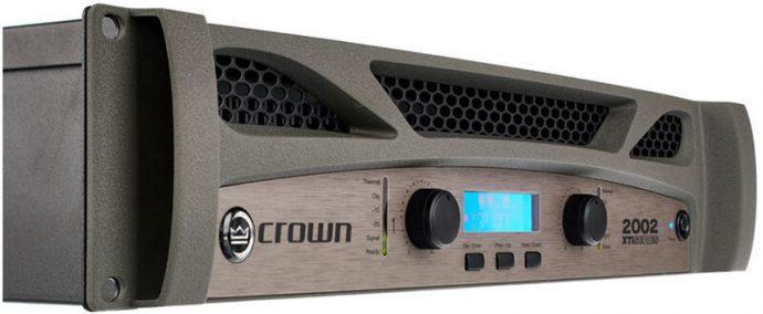 Cục đẩy công suất 2 kênh Crown XTi 2002