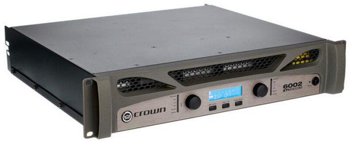 Cục đẩy công suất Crown 2 kênh XTi 6002