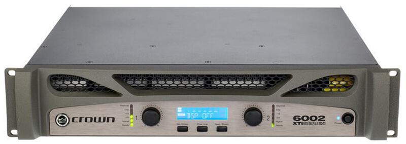 Cục đẩy công suất lớn Crown XTi 6002