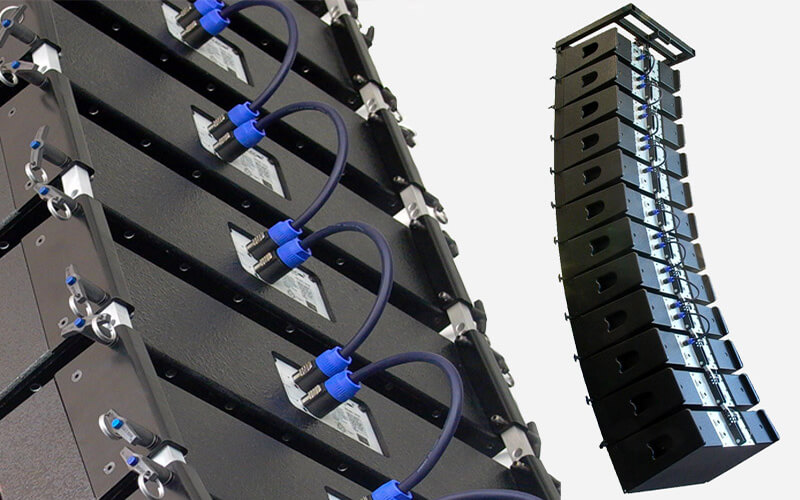 Dàn âm thanh array
