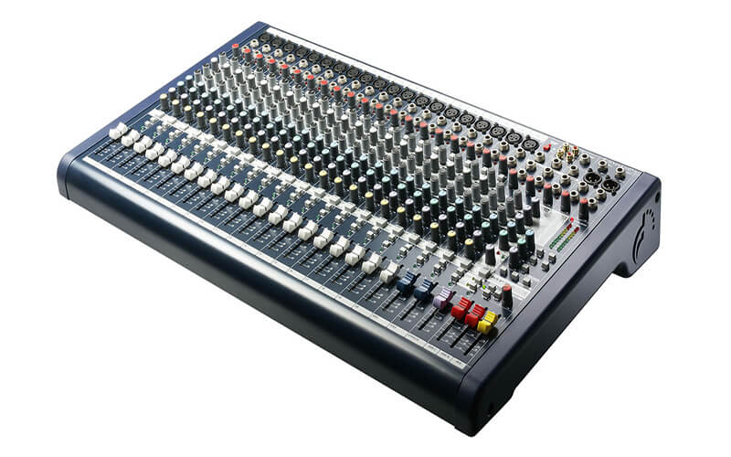 Mixer Soundcraft MFX