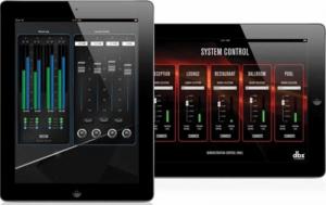 Điều khiển cục đẩy công suất Crown CDi DriveCore 4 600 bằng phần mềm