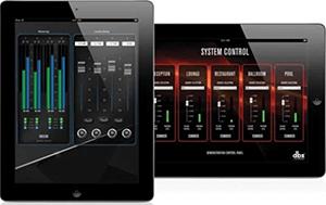 Điều khiển cục đẩy công suất Crown CDi DriveCore 4 1200 bằng phần mềm