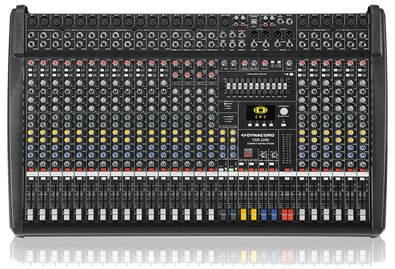 Bàn Mixer Dynacord CMS 2200