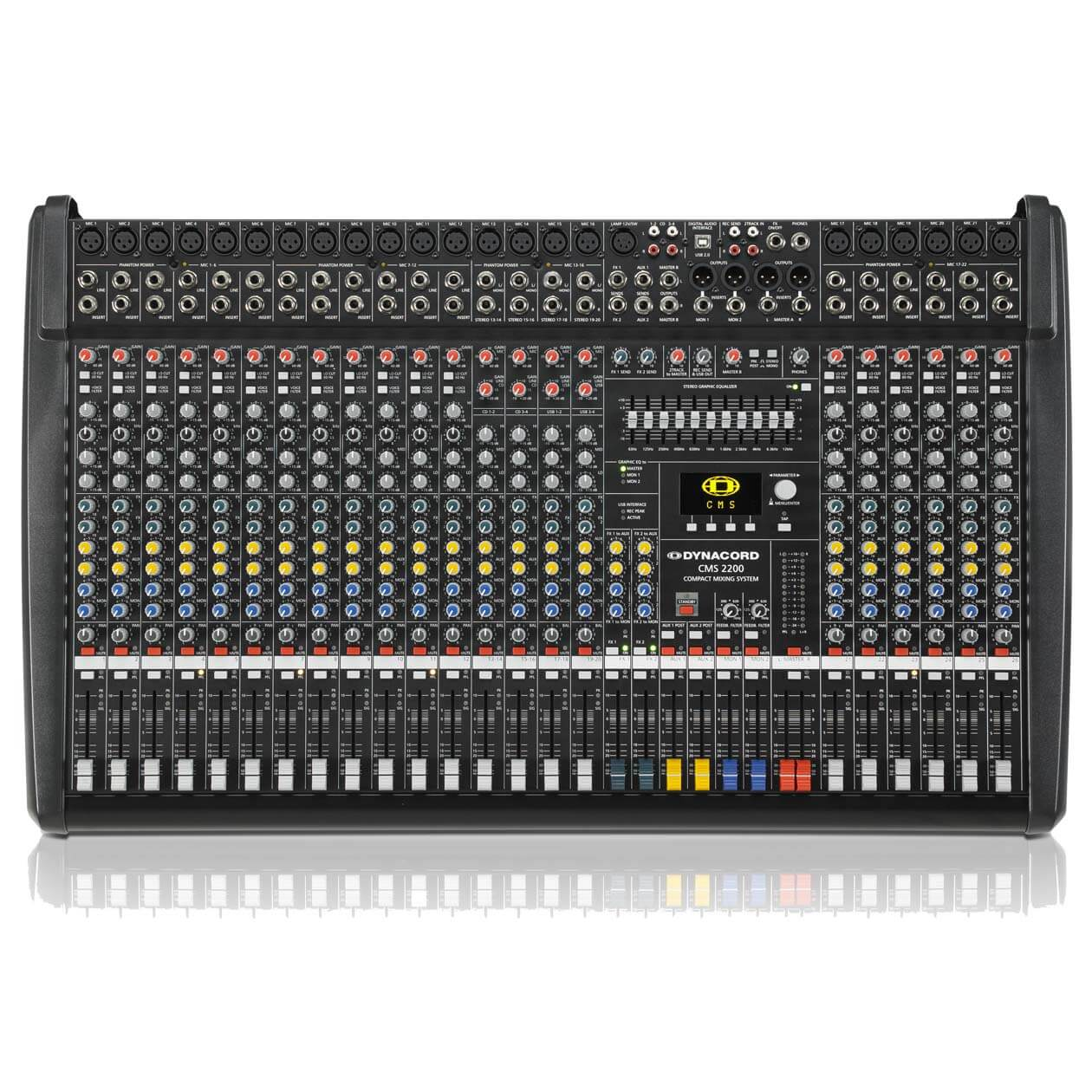 Bảng điều khiển Mixer Dynacord CMS 2200