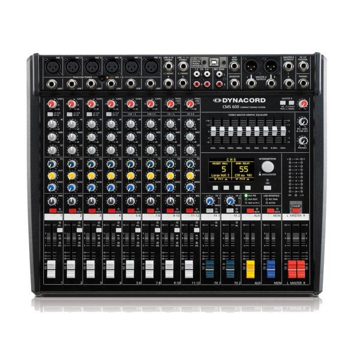 Bảng điều khiển Mixer Dynacord CMS 600