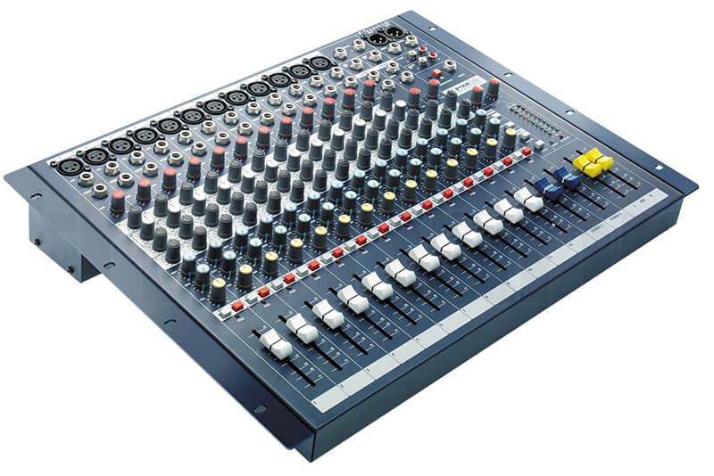 Kích thước mixer soundcraft EPM12