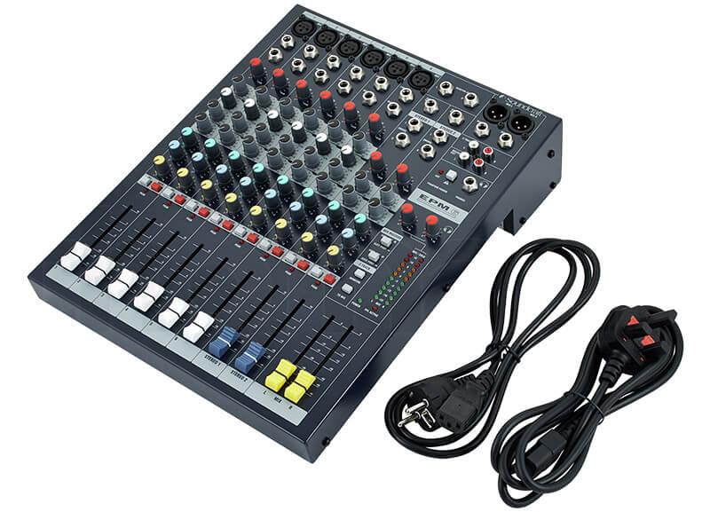 Kích thước mixer soundcraft EPM6