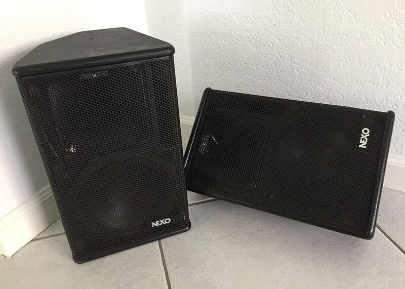 Loa Nexo PS8 nhập khẩu chính hãng