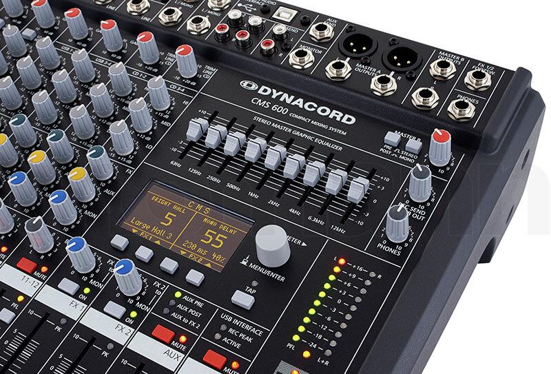 Mixer CMS 600
