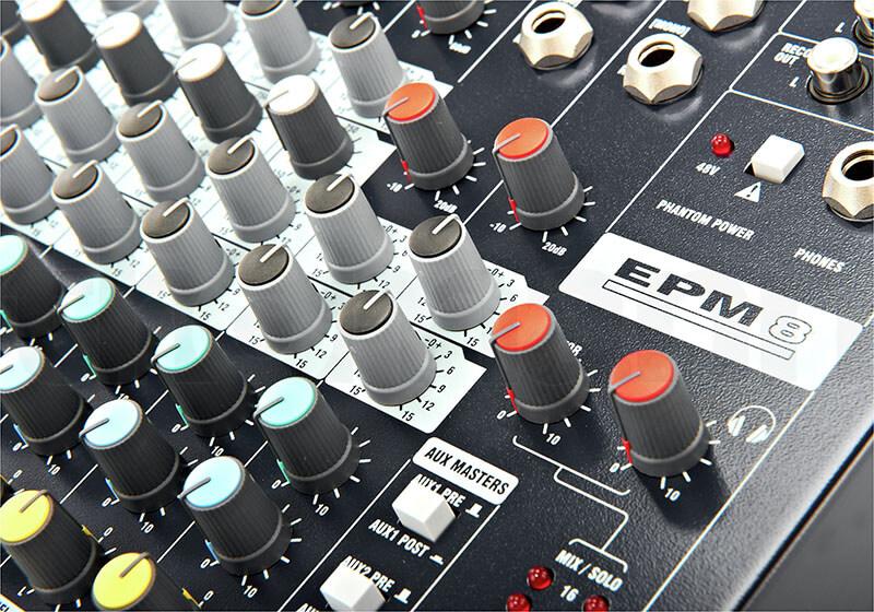 Mixer EPM8
