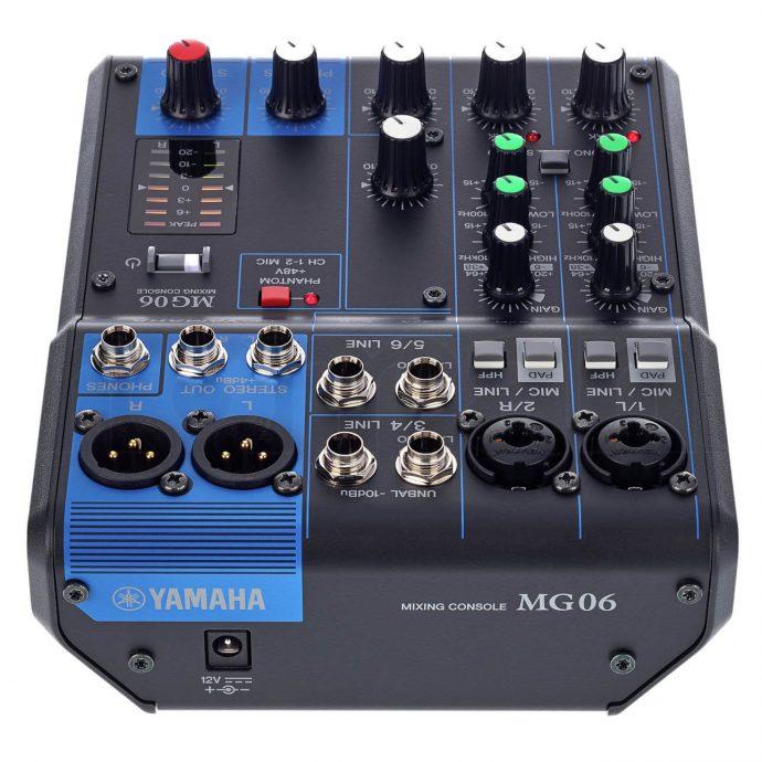 Mixer MG06