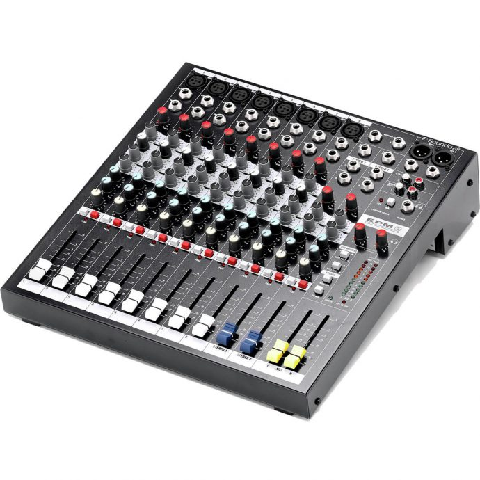 Mixer Soundcraft EPM8