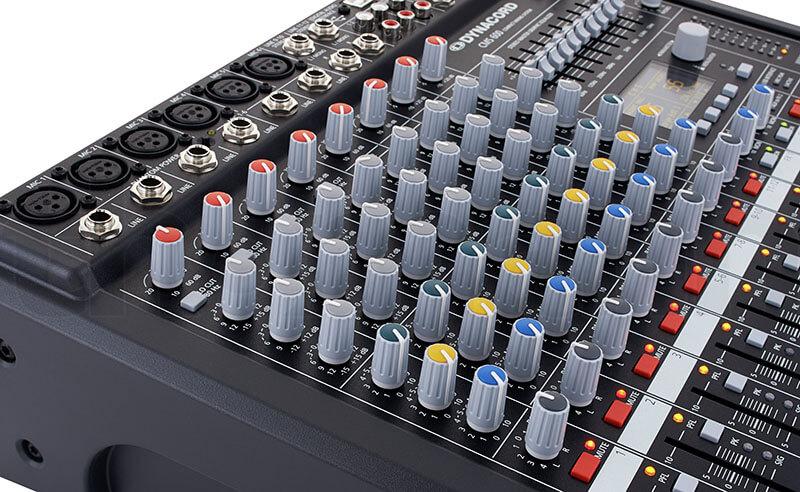 Núm điều chỉnh Mixer Dynacord CMS 600