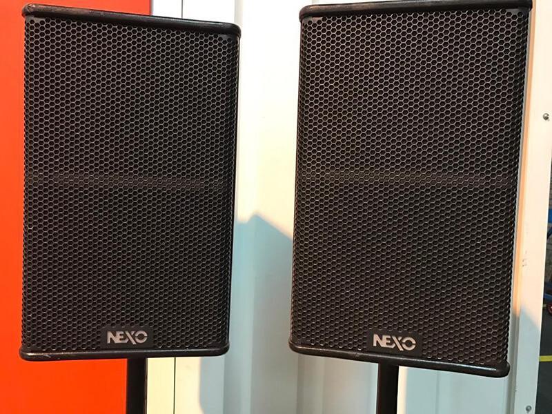 Nexo PS10 cao cấp