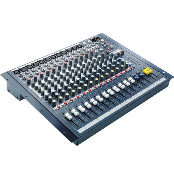 Thanh fader mixer soundcraft EPM12