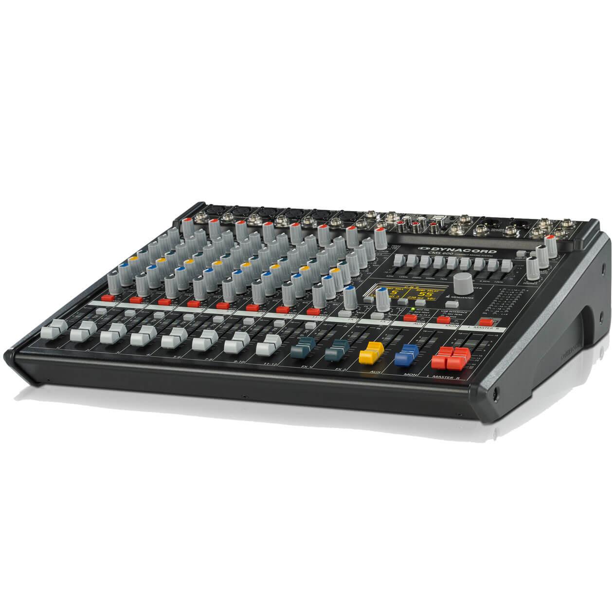 kích thước Mixer CMS 600