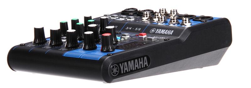 Kích thước Mixer Yamaha MG06X