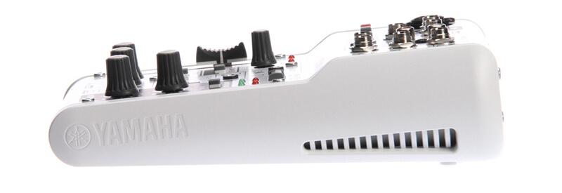 Kích thước bàn Mixer Yamaha AG03