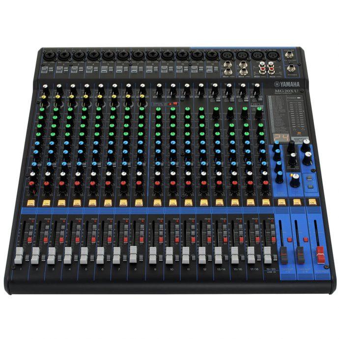Mixer 12 kênh Yamaha MG20XU