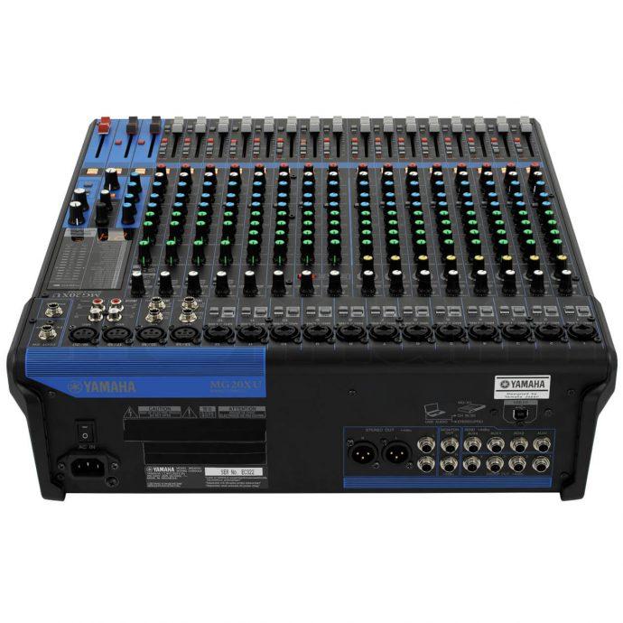 Mixer Analog Yamaha MG20XU