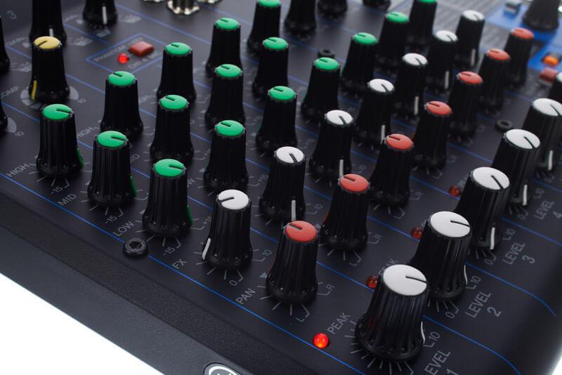 Mixer MG10XU giá rẻ