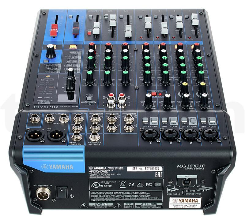 Mixer MG10XUF