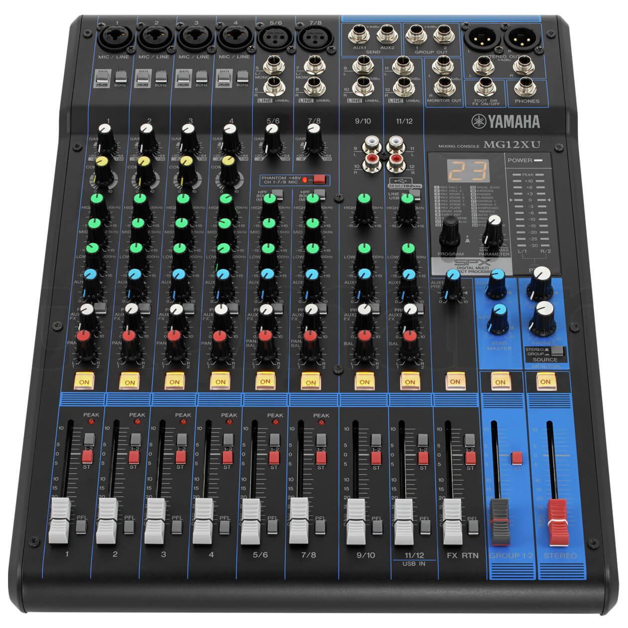 Mixer MG12XU