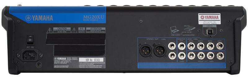 Mixer MG20XU