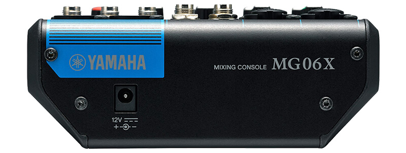 Mixer Yamaha MG06X giá rẻ