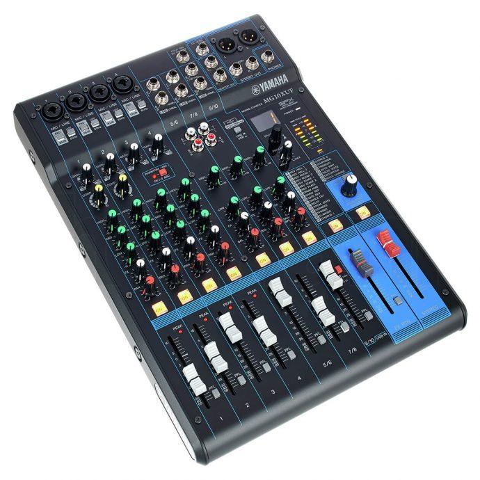 Mixer analog Yamaha MG10XUF