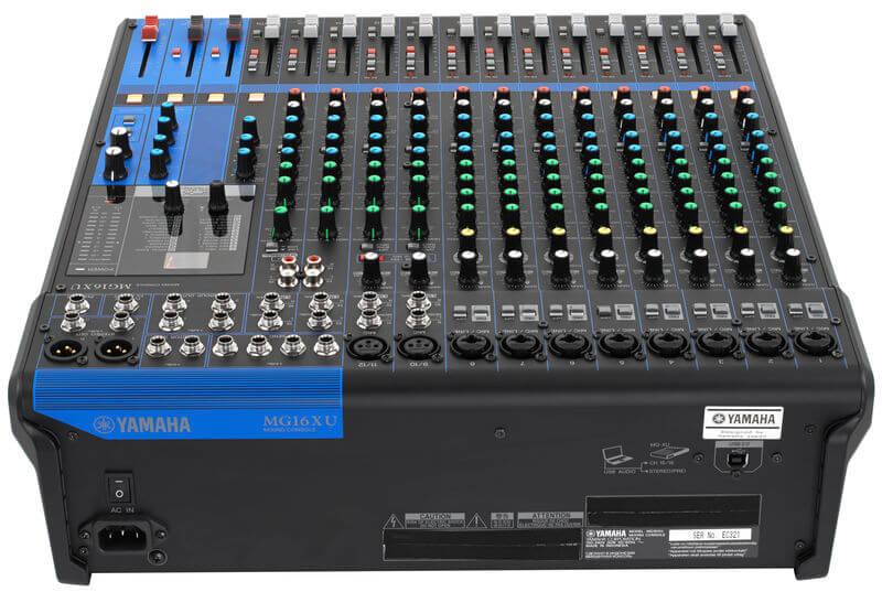 Mixer cao cấp MG16XU