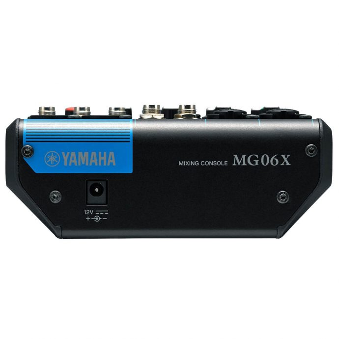 Mixer mini Yamaha MG06X
