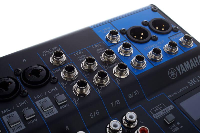 Mua Mixer Yamaha MG10XU