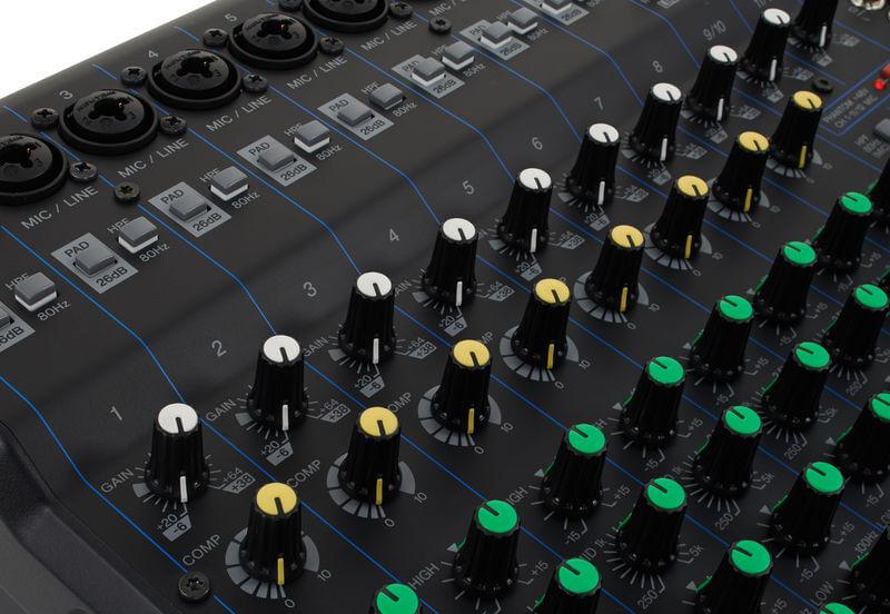 Núm điều khiển Mixer MG16XU