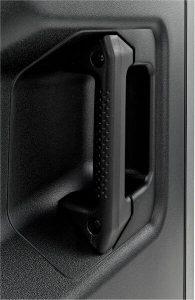 Tay cầm của loa Yamaha CBR15