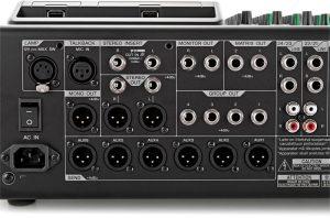 Các đầu kết nối khác của Mixer Yamaha MGP24X