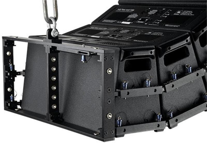 Loa JBL VT4886 với móc treo