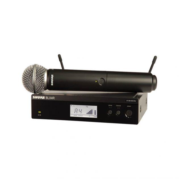 Micro Shure BLX24R-SM58