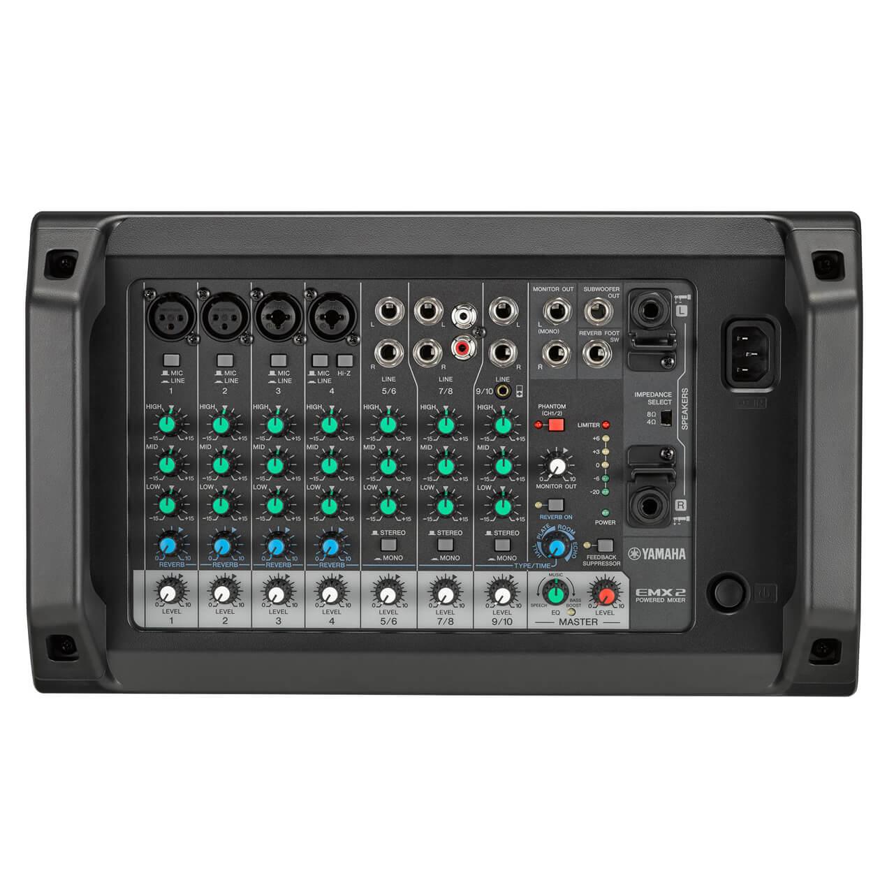 Mixer Yamaha EMX2 chính hãng