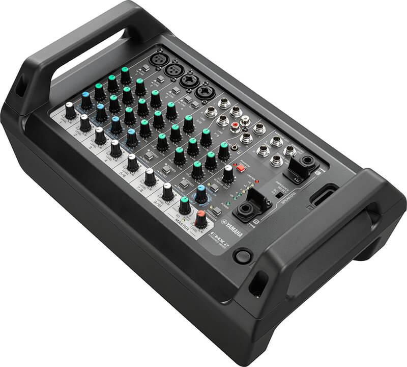 Mixer Yamaha EMX2 liền công suất 500W