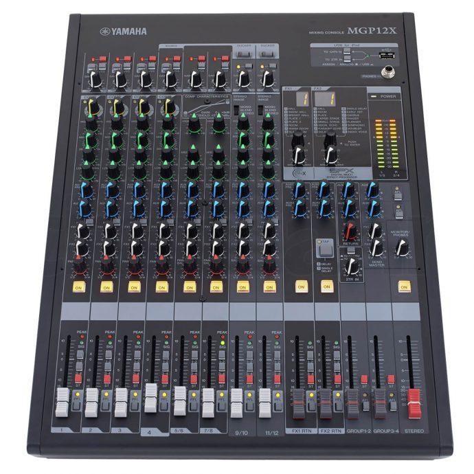 Mixer Yamaha MGP12X cao cấp