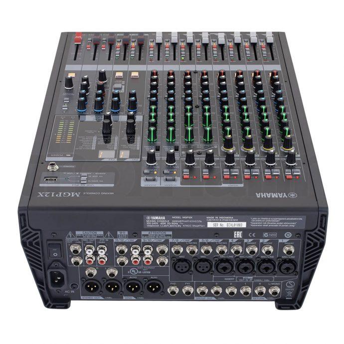 Mixer Yamaha MGP12X chính hãng